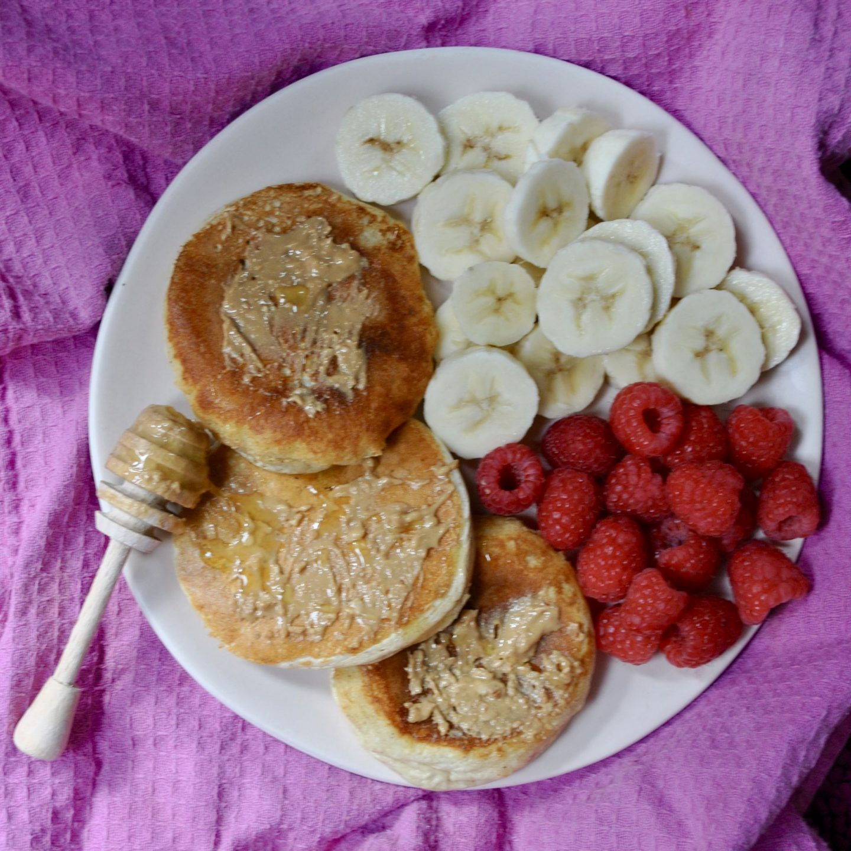 Pancakes Gluten-Free Dairy-Free Breakfast Healthy