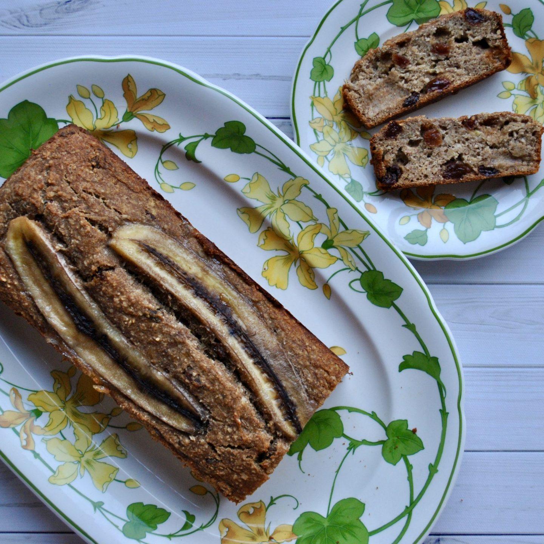 Banana Bread Recipe Gluten-Free Dairy-Free