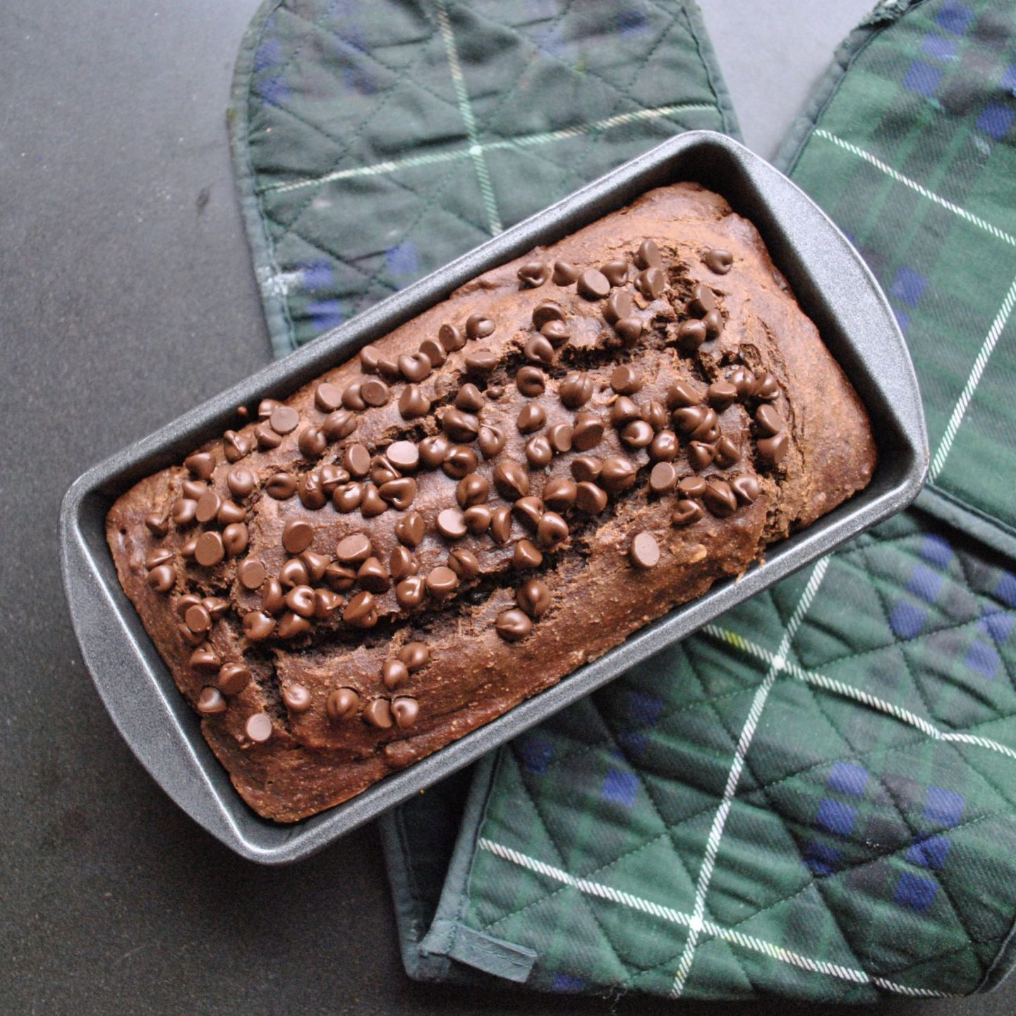 Chocolate Espresso Banana Bread