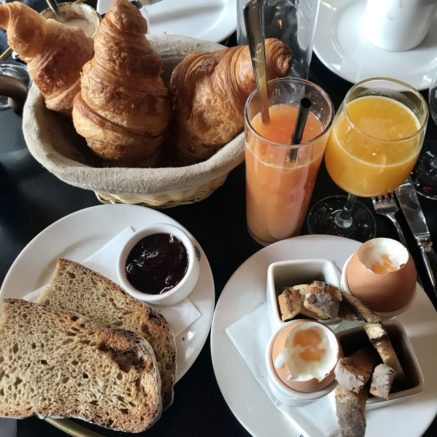 Brunch in Paris