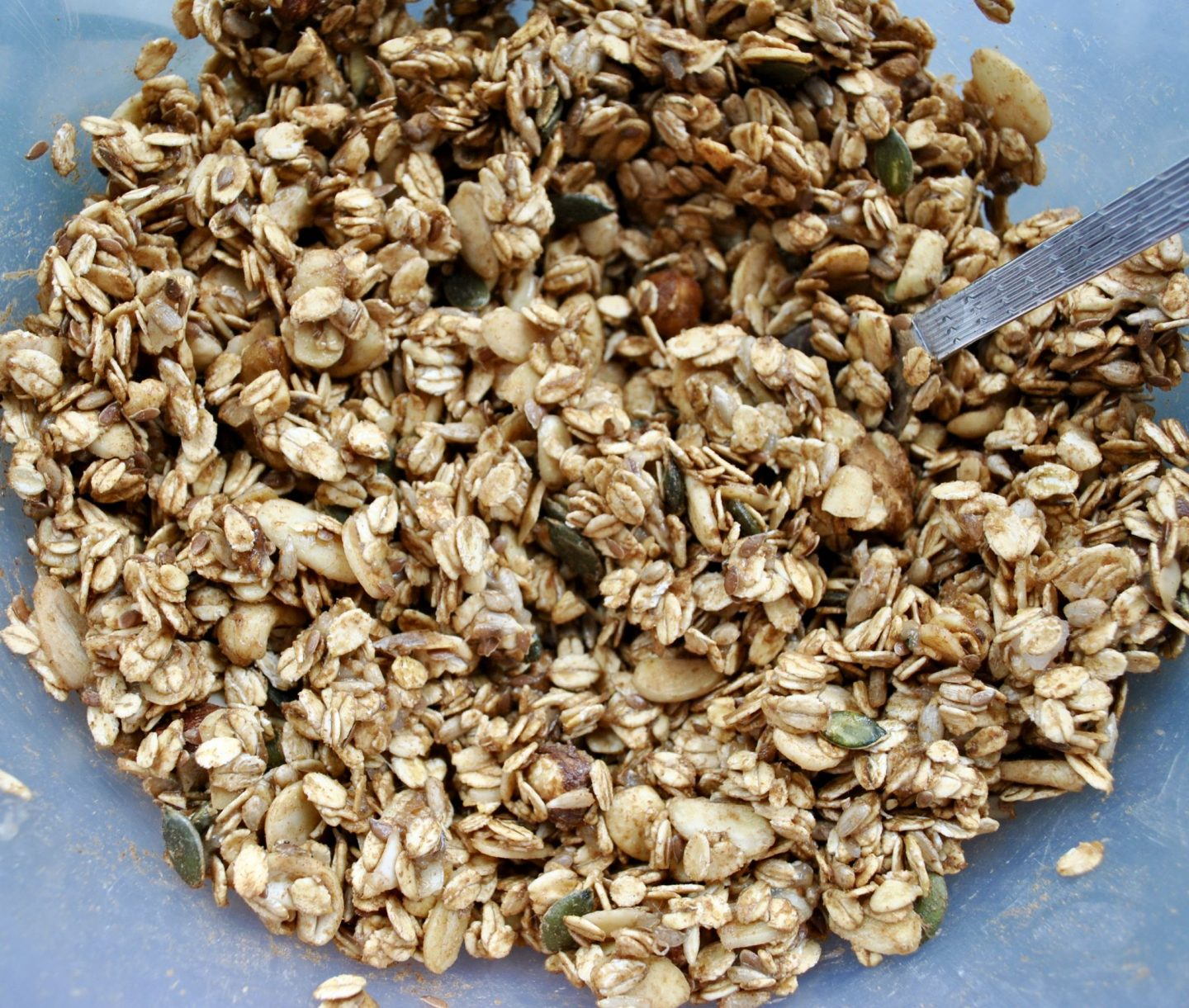 Banana Nut Crunch Granola