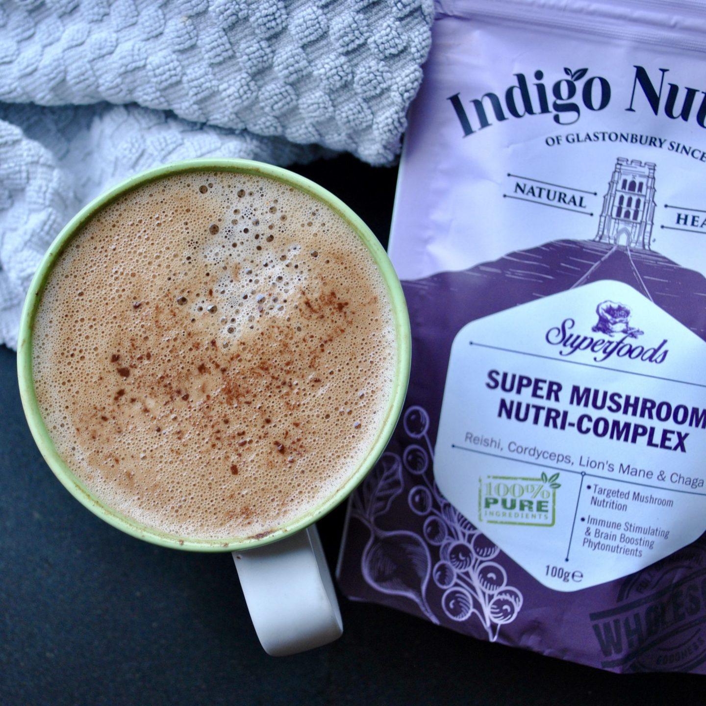 Magic Mushroom Hot Chocolate