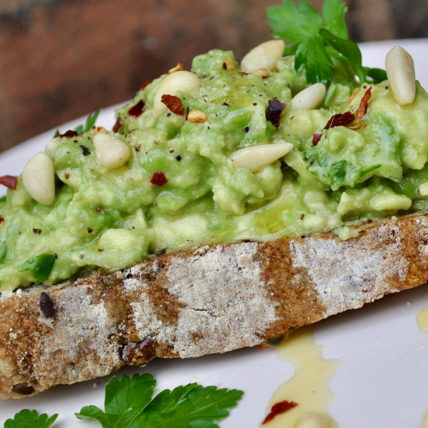 The Best Avocado Toast