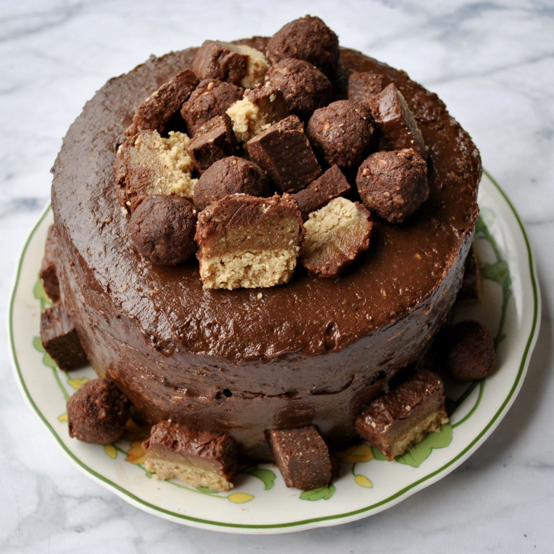 Chocolate Cake Pops Gluten Free Dairy Free