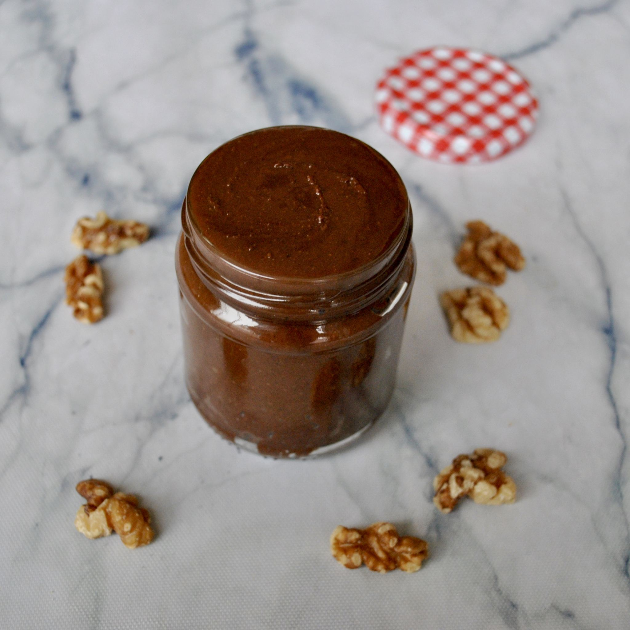 Walnutella - Chocolate Walnut Spread
