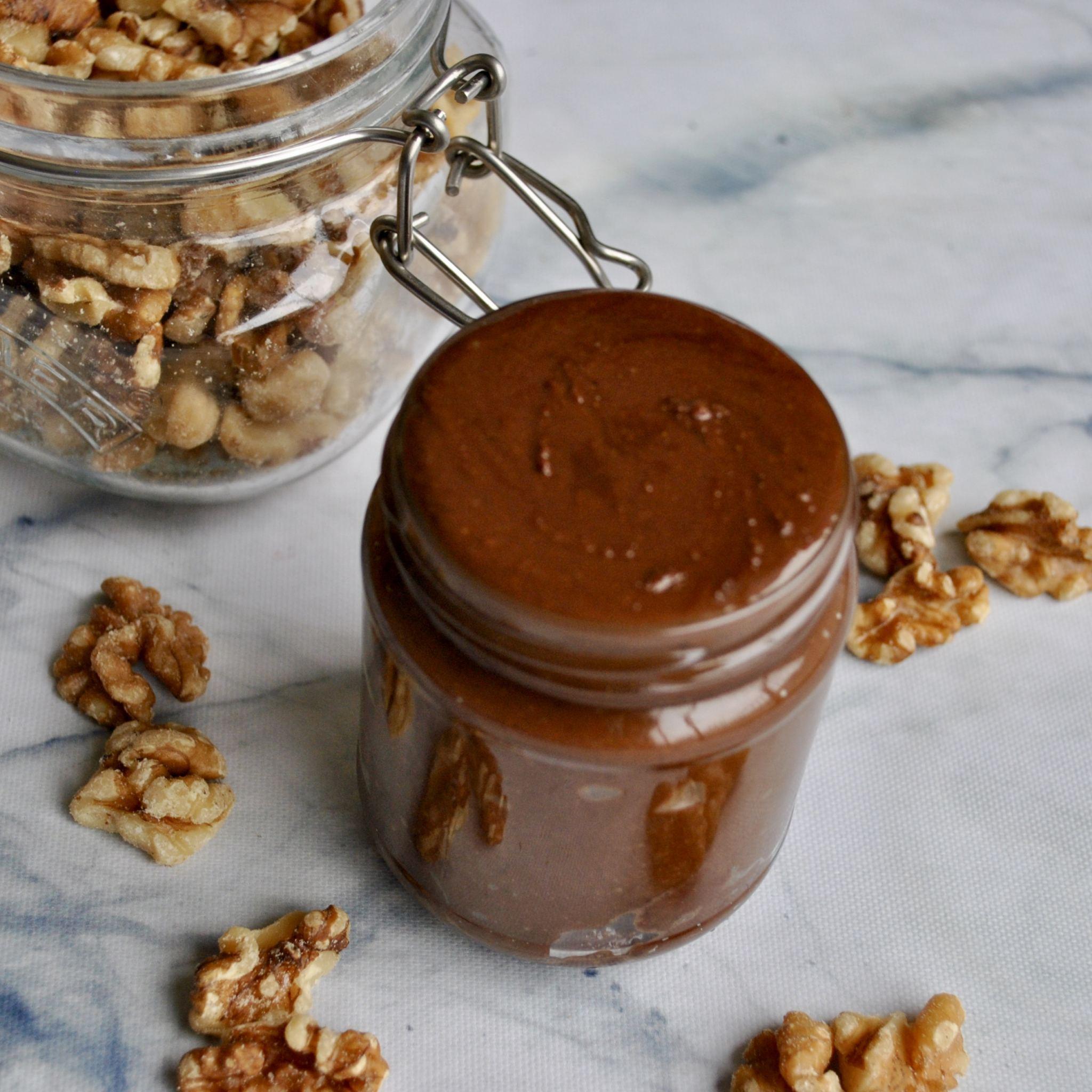 Walnutella – Chocolate Walnut Spread
