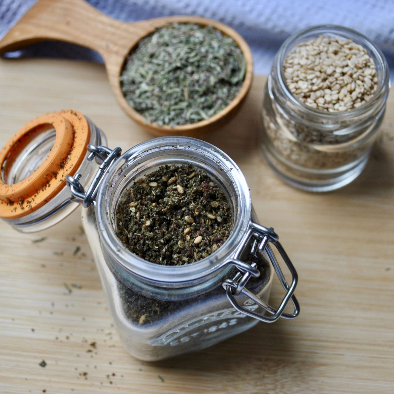 Zaatar Herb Mix Middle Eastern Israeli Za'atar Spice