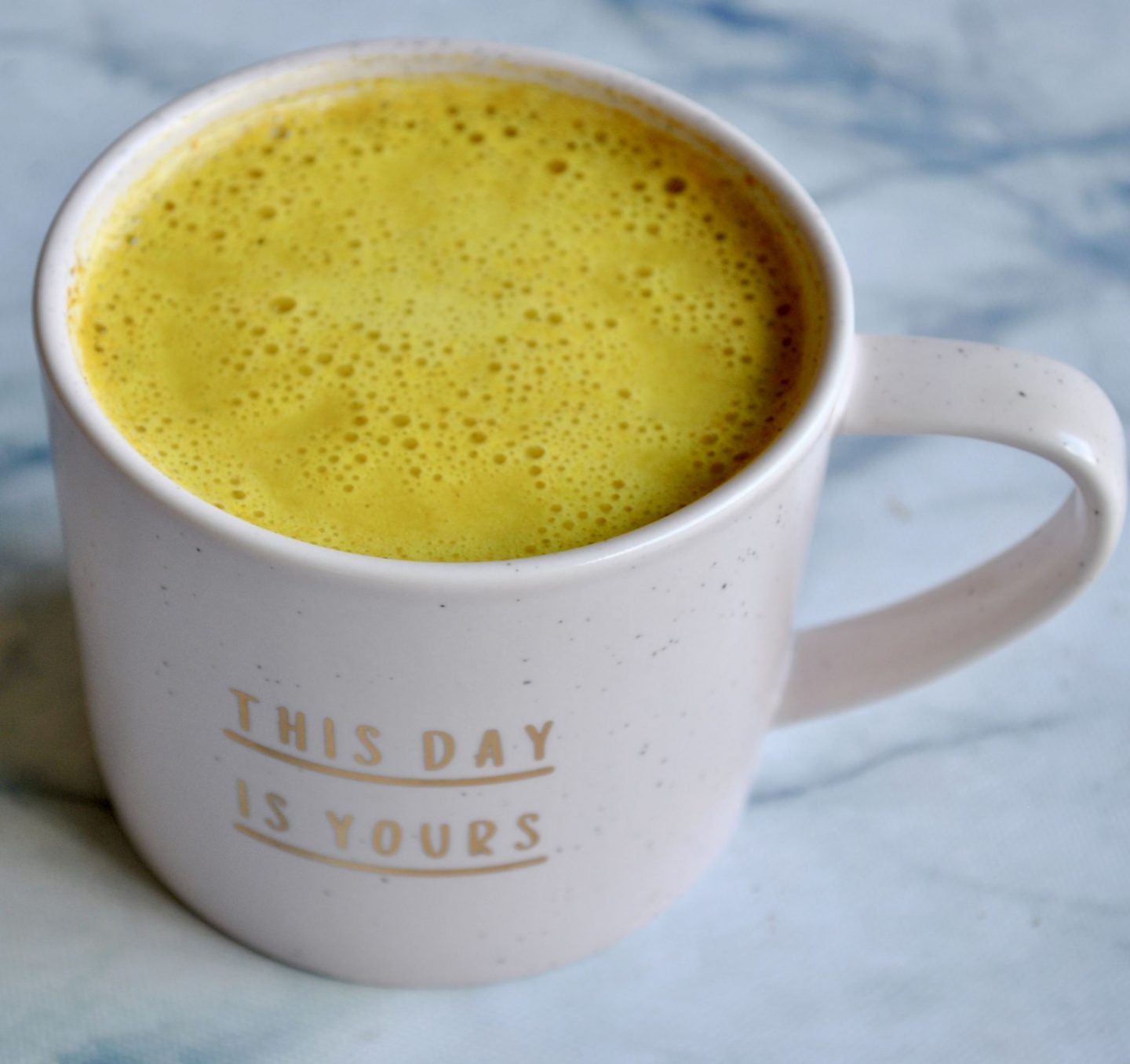 Turmeric Golden Milk Latte, Anti-Inflammatory, Antioxidant Tonic Recipe, Eli Brecher