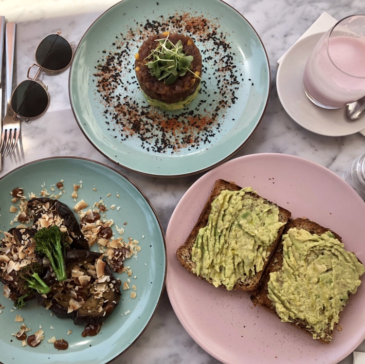 Marbella: Top 5 Healthy Brunch Spots