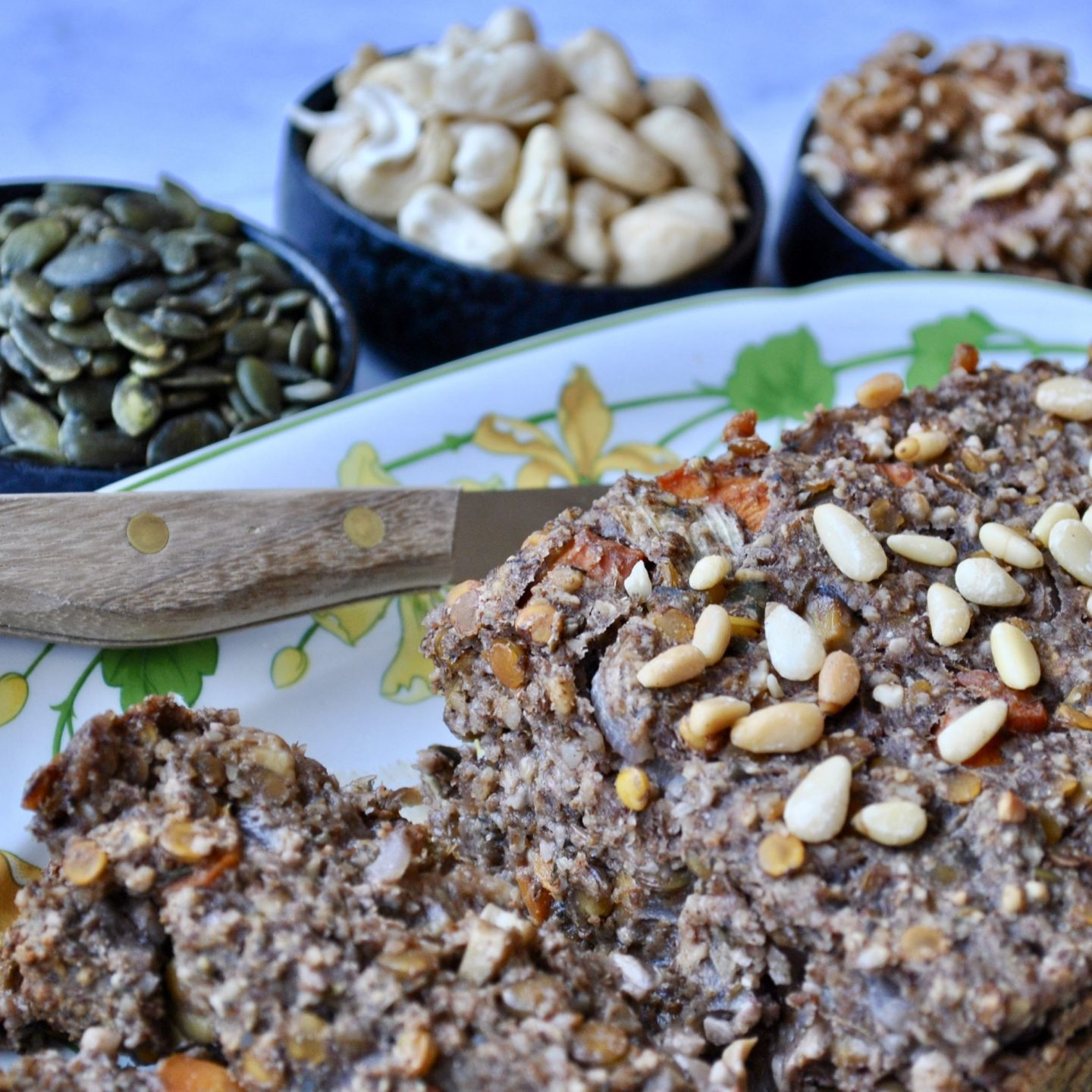 Vegan Nut Roast Christmas Recipe