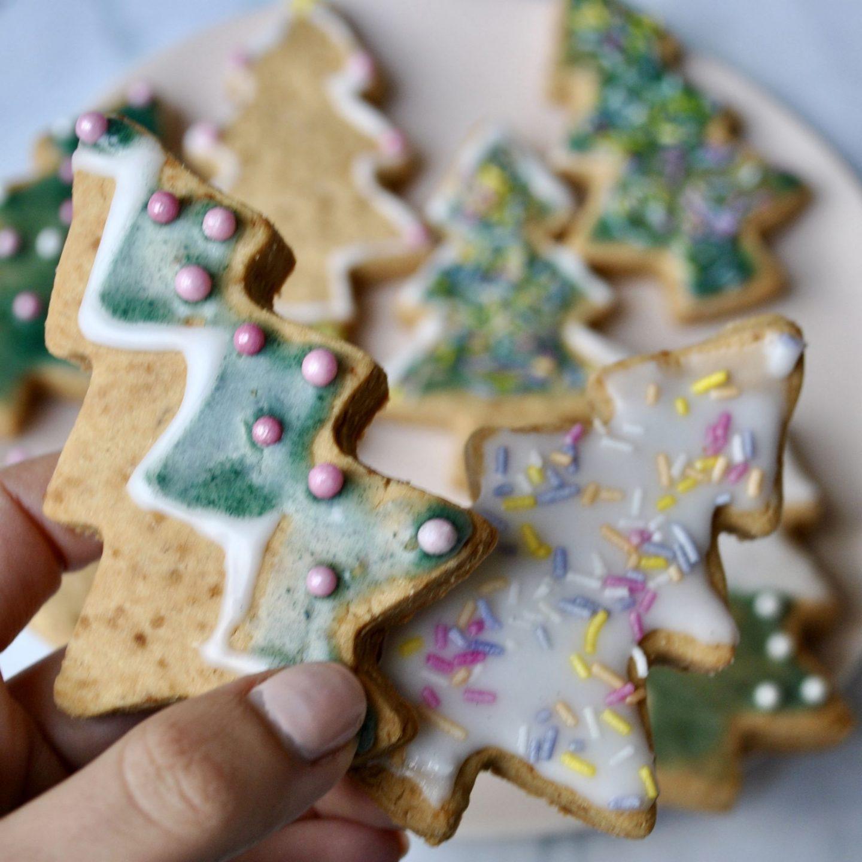 Vegan Gluten Free Biscuits Recipe, Eli Brecher @cerealandpeanutbutter