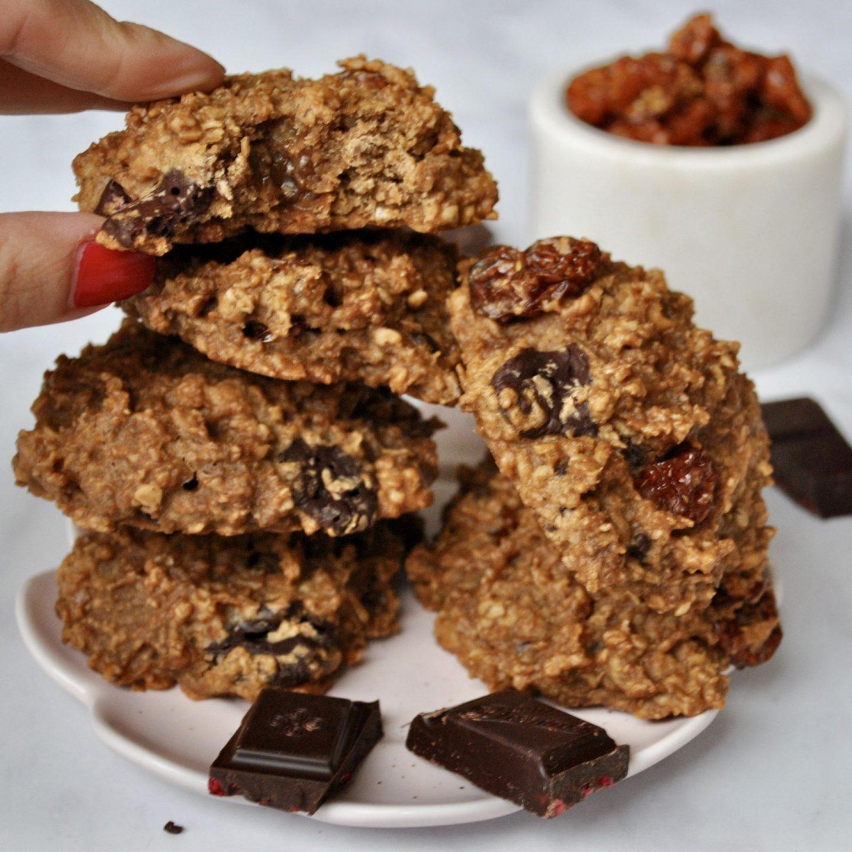 Oatmeal Chocolate Chunk Cookies Eli Brecher Recipe