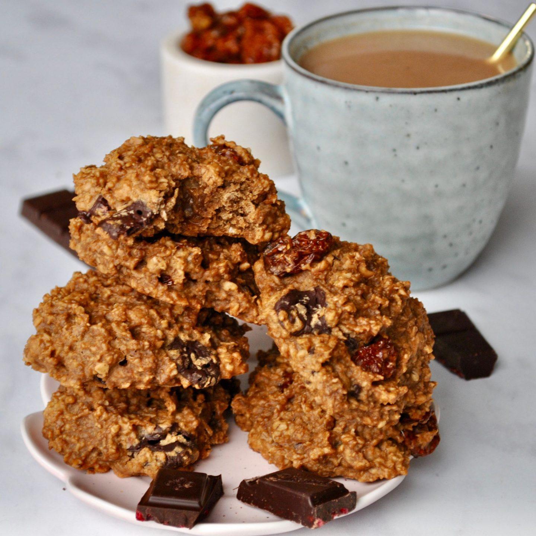 Recipe Oatmeal Chocolate Chunk Cookies Eli Brecher