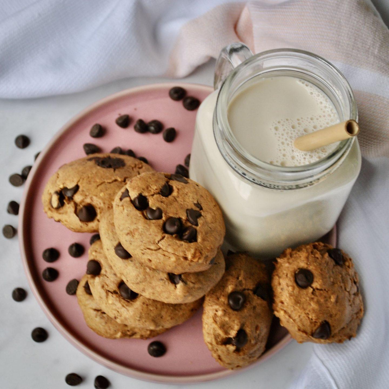 Healthy Chocolate Chip Cookies Gluten-Free Eli Brecher
