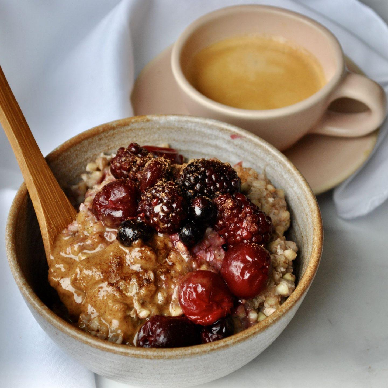 Benefits of Buckwheat + Cinnamon Buckwheat Porridge