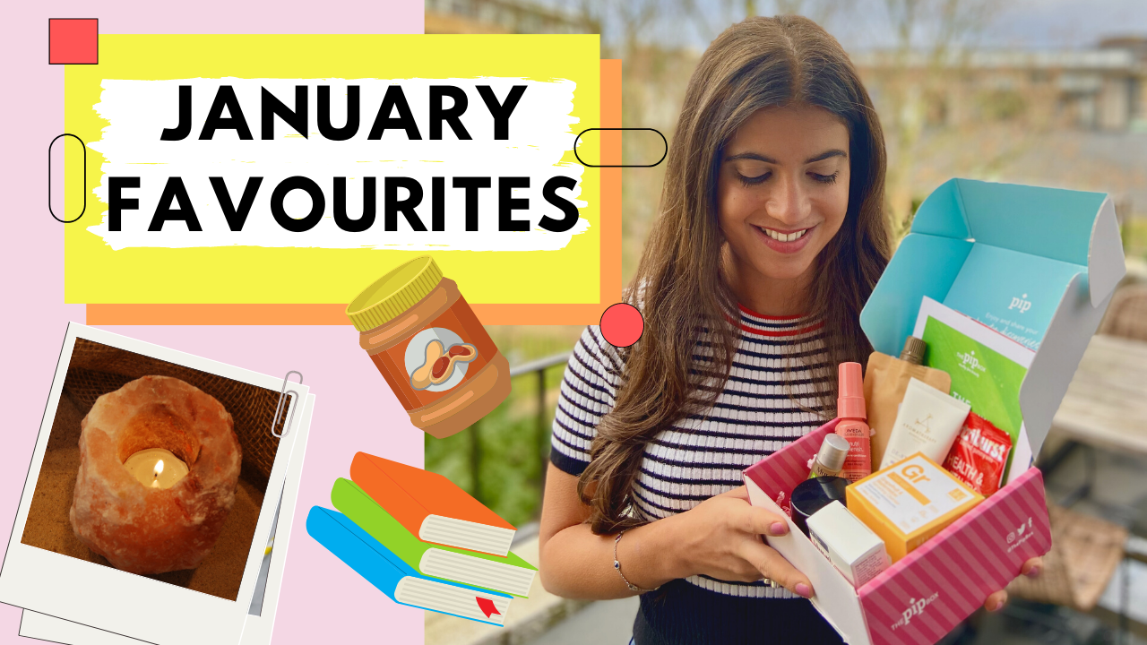 January Favourites Eli Brecher